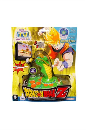 Jakks Pacific Dragonball Z Tv Oyunu Jk /