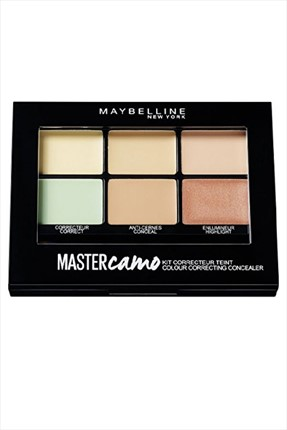 Maybelline New York Kapatıcı Paleti - Camouflage Kit Light 3600531360962