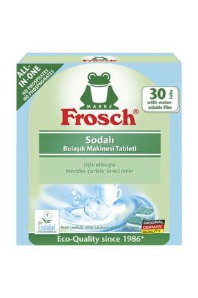 Frosch Sodalı Bulaşık Makinesi Tableti 30 Tablet