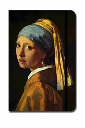 DEFFTER The Girl With A Pearl Earring Not Defteri  /