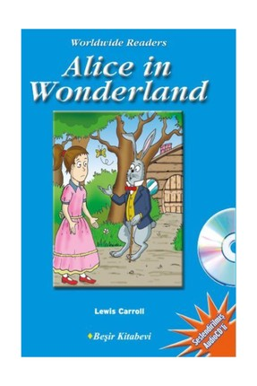 Beşir Kitabevi Alice in Wonderland (Level-1) Lewis Carroll