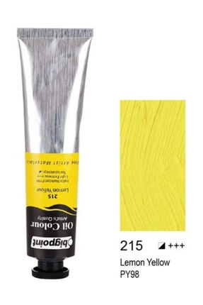 Bigpoint Yağlı Boya 200 ml. 215 Lemon Yellow