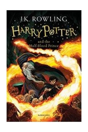 Bloomsbury Harry Potter and the HalfBlood Prince - J. K. Rowling
