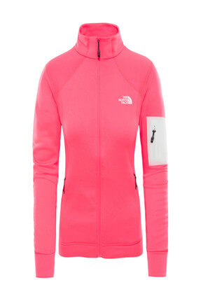 THE NORTH FACE Impendor Powerdry Kadın Mont Pembe