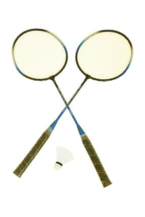 VERTEX Dynamic 2 Raket 1 Top Badminton Raket Seti - Vertex-Dynamic-39110