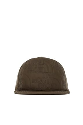 THE NORTH FACE QUILTED CAP Şapka Yeşil