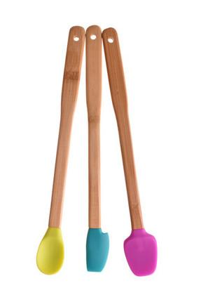 Bambum Zolly - 3'lü Mutfak Seti Uzun B0551