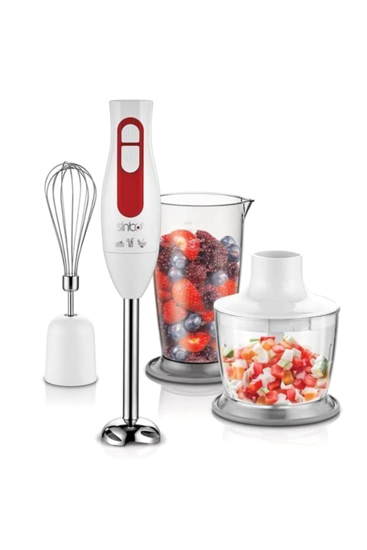 Sinbo BLENDER SET SHB-3100S 400 W 1