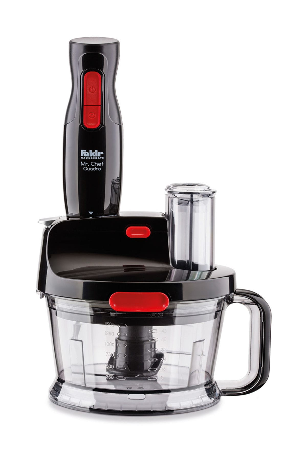 Fakir Mr Chef Quadro Blender Set Siyah 41002383 2
