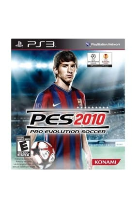 Electronic Arts Pro Evolution Soccer 2010 PS3 PES 2010