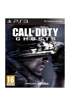 ACTIVISION Call of Duty: Ghosts PS3