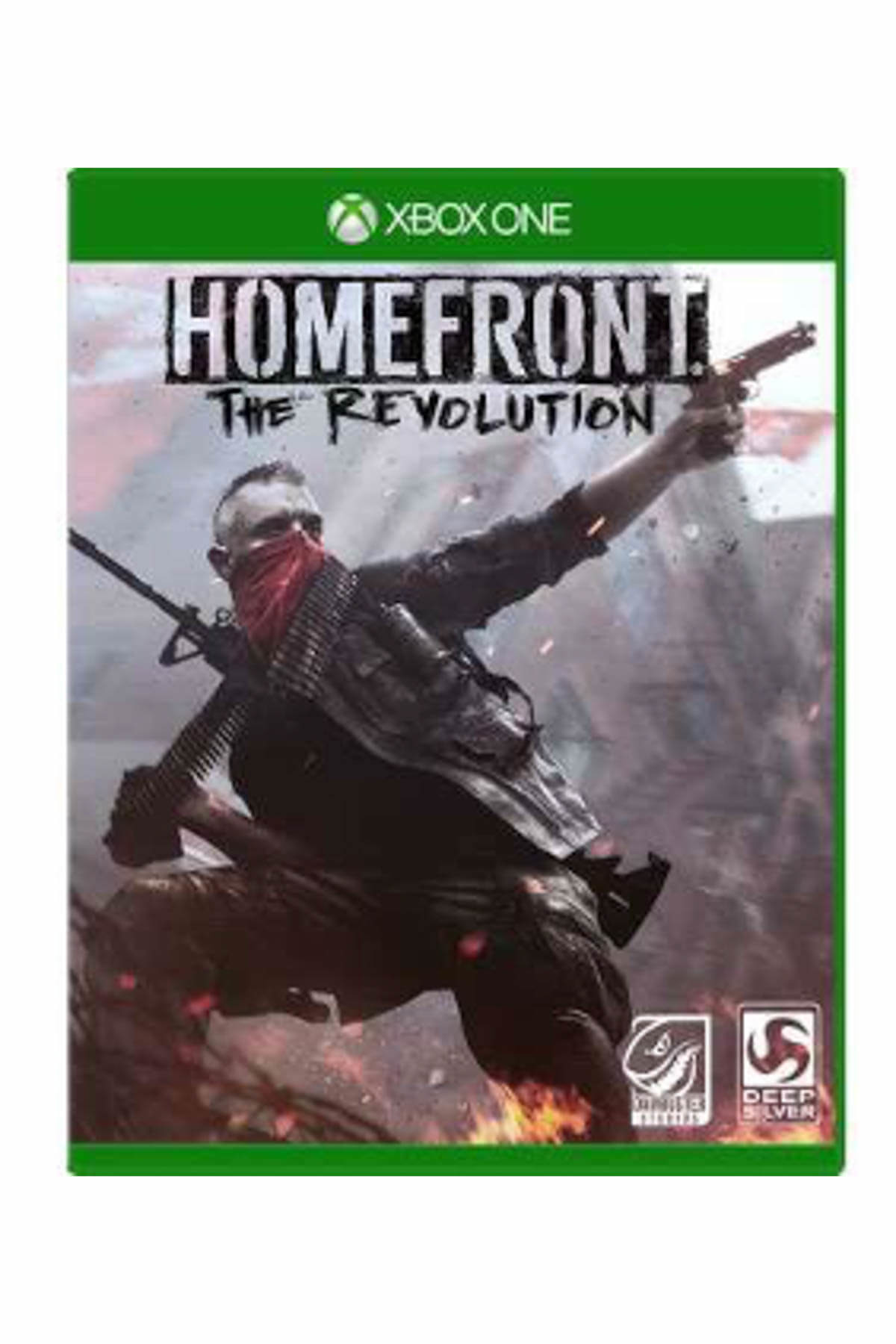 Deep Silver Xbox One Homefront The Revolution 1
