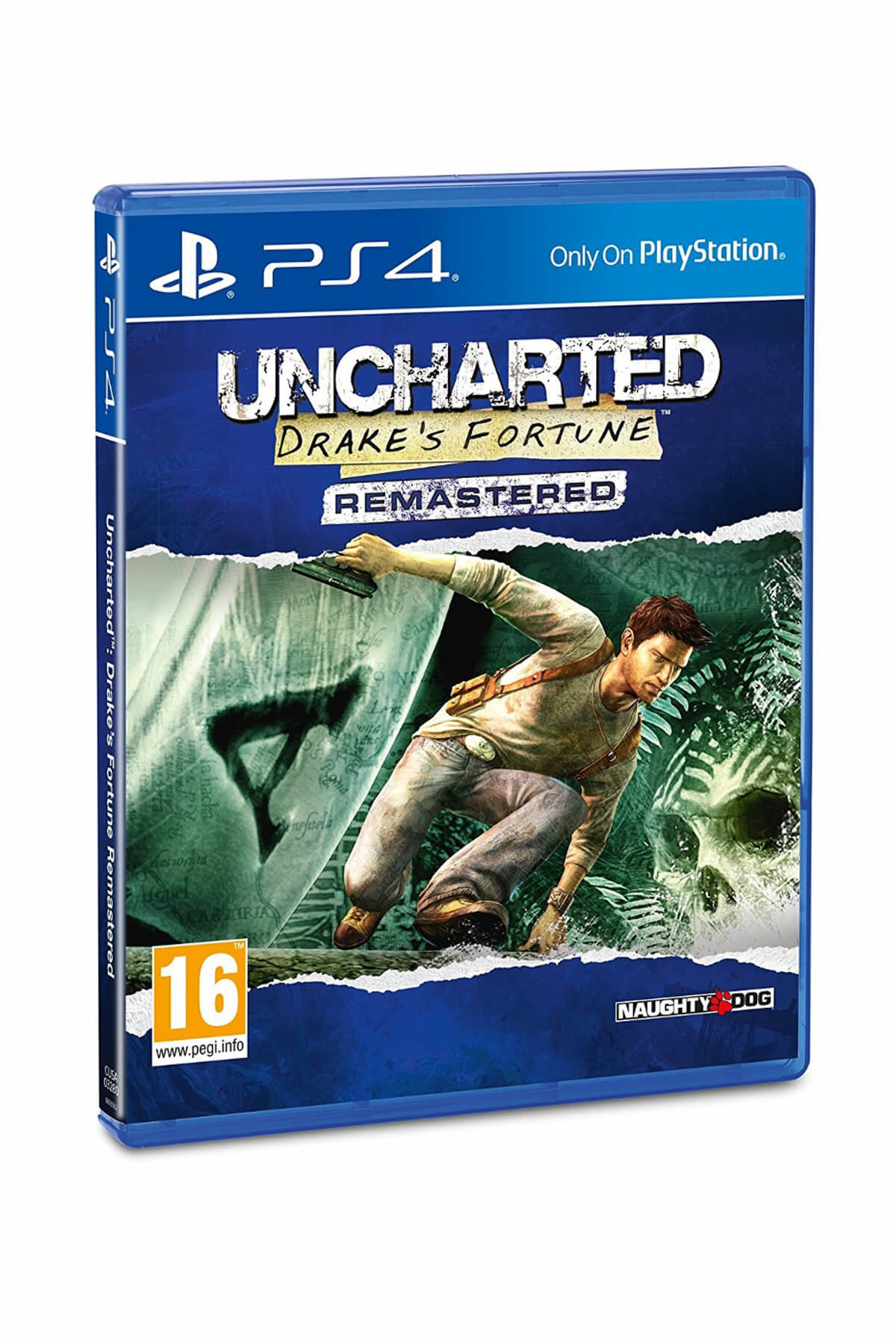 Sony Ps4 Uncharted 1 Drake's Fortune Remastered 1