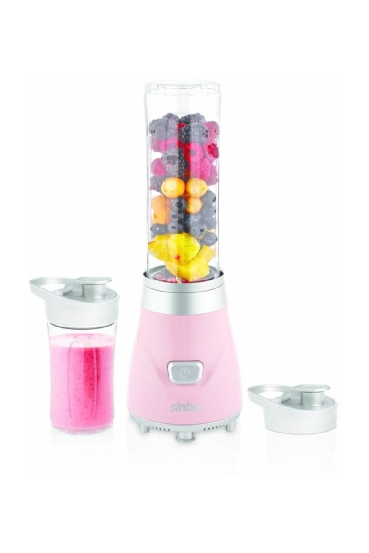 Sinbo SHB 3150 Smoothie Blender Seti 1