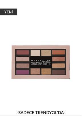Maybelline New York Göz Farı Paleti - Countdown Palette 01 Holiday 3600531512088