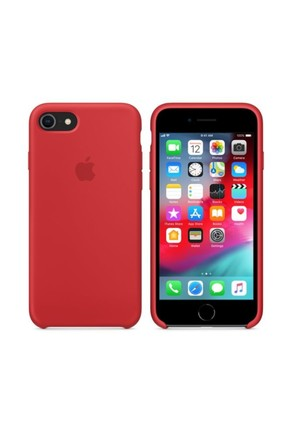 Apple iPhone 8 / 7 Sil.Cs. - (PRODUCT)RED