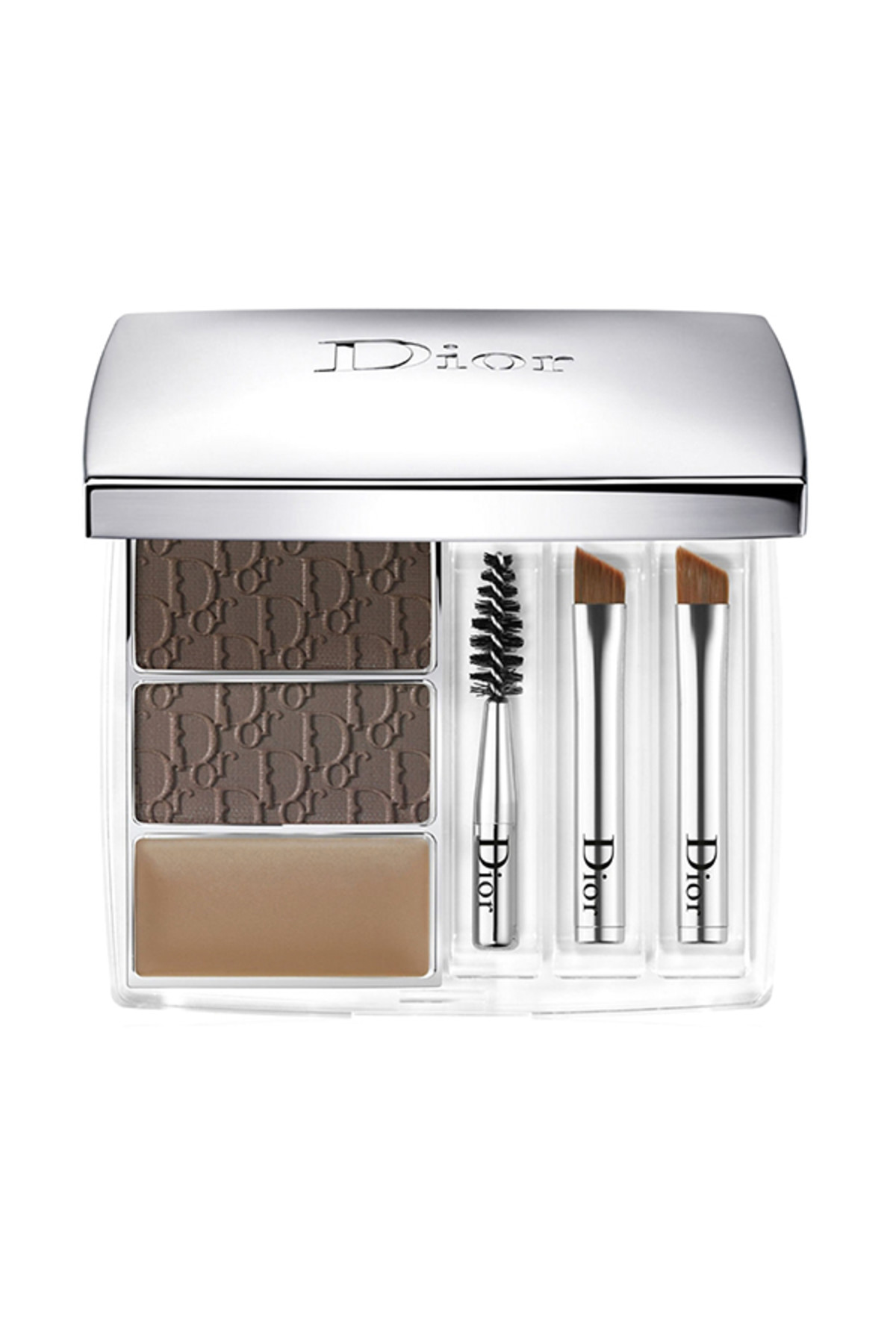 Dior Kahverengi Kontür Kiti - All-in Brow 3d Backstage Pros Long Wear Brow Contour Kit 001 3348901285698 1