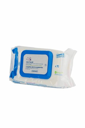 Mustela Dermo Soothing Wipes 70 Mendil