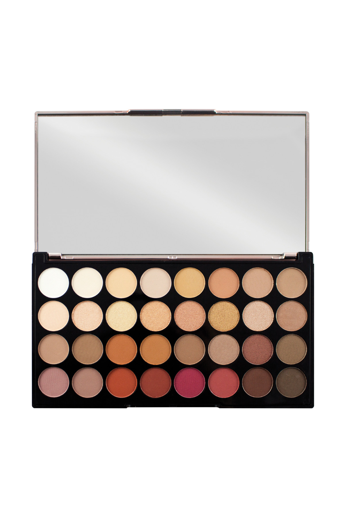 MAKEUP REVOLUTION Ultra 32'li Far Paleti Flawless 3 Resurrection 5029066100092 2