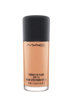 M.A.C Fondöten - Studio Fix Fluid Spf 15 NC17 30 ml 773602531813
