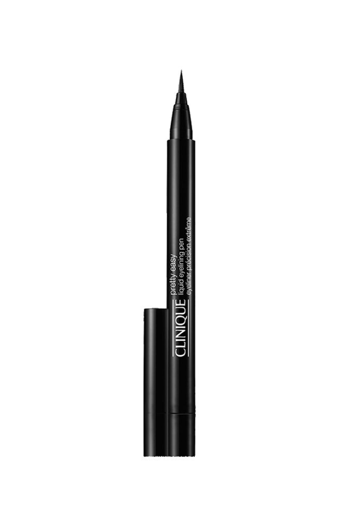 Clinique Likit Siyah Eyeliner - Pretty Easy Black 0.34 ml 020714896317 2