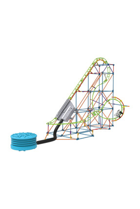 K'nex Lunar Launch Roller Coaster Set 51425 (Motorlu) /
