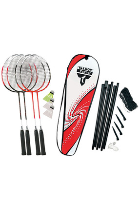 TALBOT Badminton Raket Seti - Torro 4-Attacker