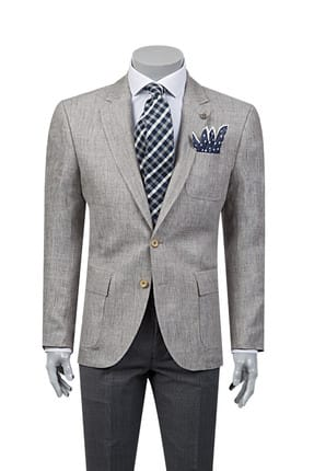 D'S Damat Ds Damat Ceket (Regular Fit)
