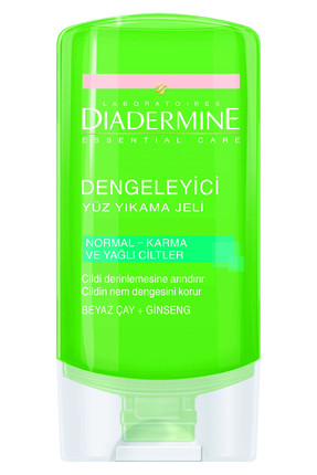 Diadermine Essentials Dengeleyici Yüz Yıkama Jeli 150 ml 4015000936927