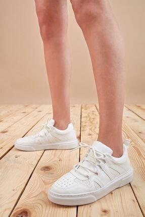 Louis Cardy Tortuga  Beyaz  Kadın Sneakers