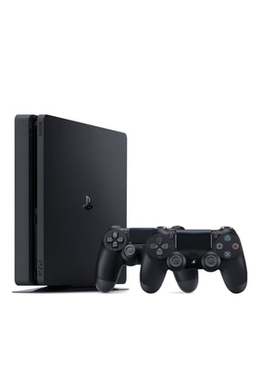 Sony Playstation 4 Slim 1 TB - Türkçe Menü + 2. PS4 Kol