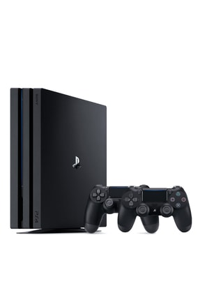 Sony Playstation 4 Pro 1 TB - Türkçe Menü + 2. PS4 Kol