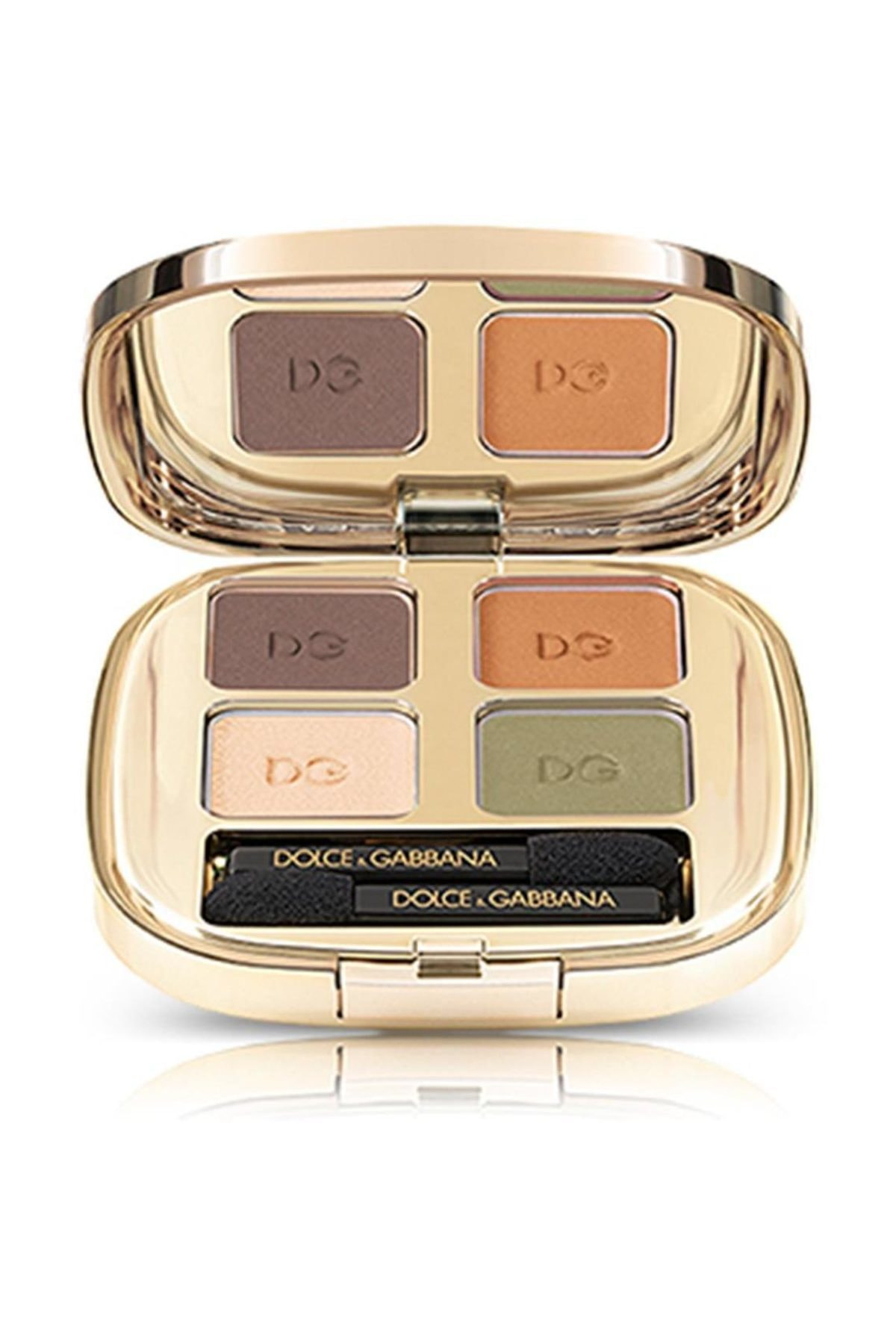 Dolce Gabbana Smooth Eye Colour Quad Göz Farı 120 Mediterraneo 737052201740 1
