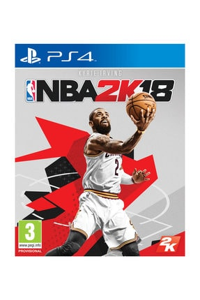 2K Games NBA 2K18 PS4 Oyun