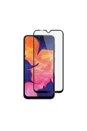 Samsung Galaxy A10 Kavisli Tam Kaplayan 9D Ekran Koruyucu Film