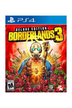 2K Games Borderlands 3 Deluxe Edition PS4 Oyun