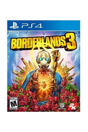 2K Games Borderlands 3 PS4 Oyun