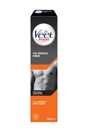 Veet Men Tüy Dökücü Men Krem 200 ml