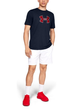 Under Armour Erkek T-Shirt - UA Bıg Logo Ss - 1329583-408