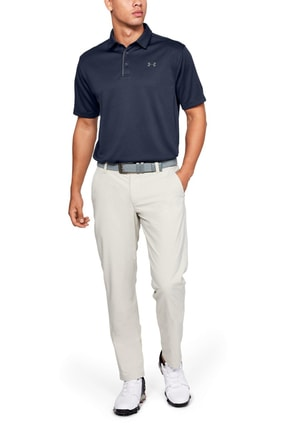 Under Armour Erkek T-Shirt - Tech Polo - 1290140-410