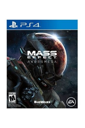 Electronic Arts Mass Effect Andromeda PS4 Oyun
