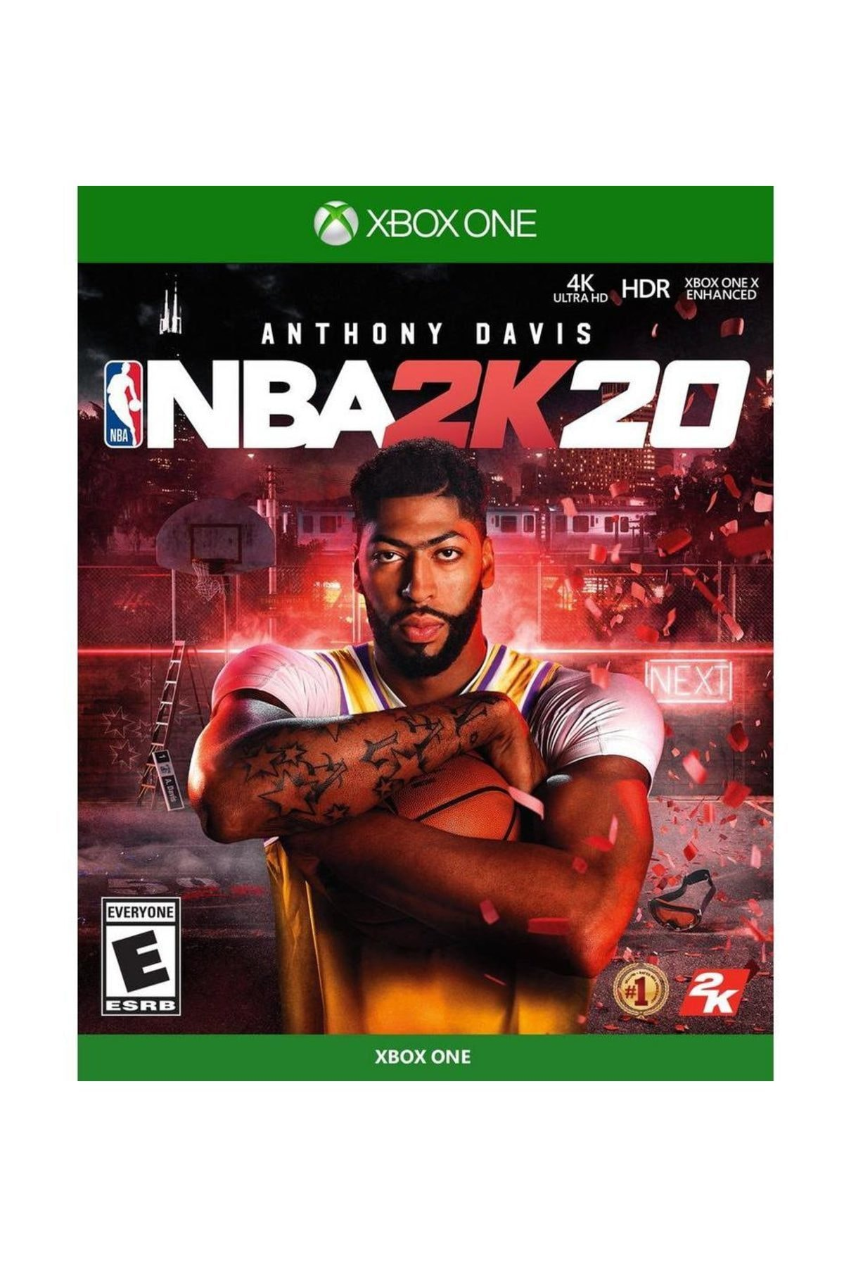 2K Games NBA 2K20 Xbox One Oyun 1