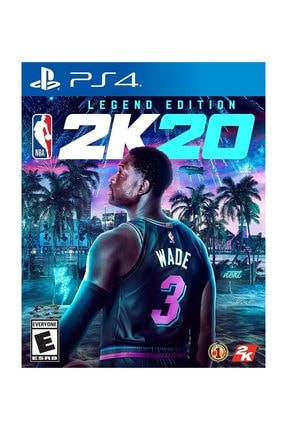 2K Games NBA 2K20 Legend Edition PS4 Oyun