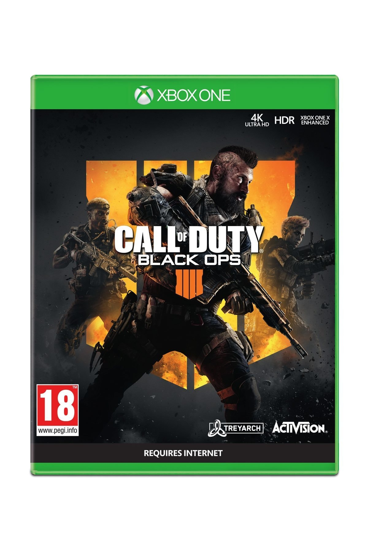 ACTIVISION Call Of Duty Black Ops 4 Xbox One Oyun 1