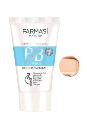Farmasi Bb All In One Krem Açıktan Ortaya Light To Medium 50 ml