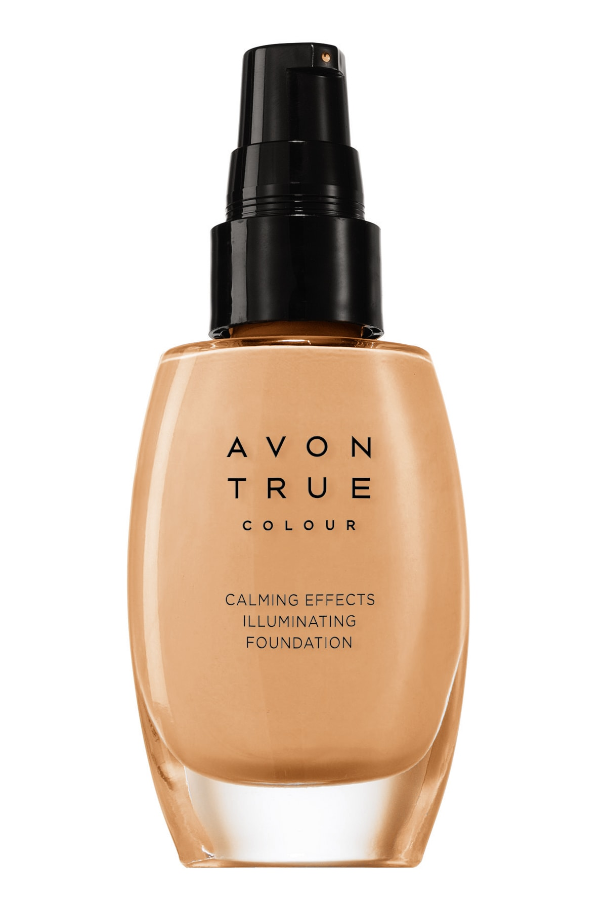 AVON Fondöten - Calming Effects Mattifying Foundation Almond 30 ml 8681298930310 1