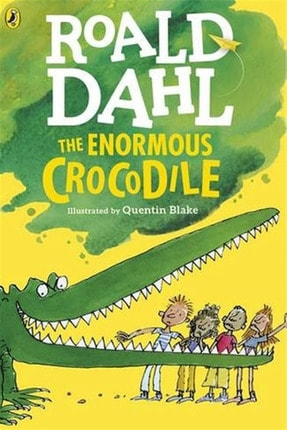 Puffin Books The Enormous Crocodile - Roald Dahl