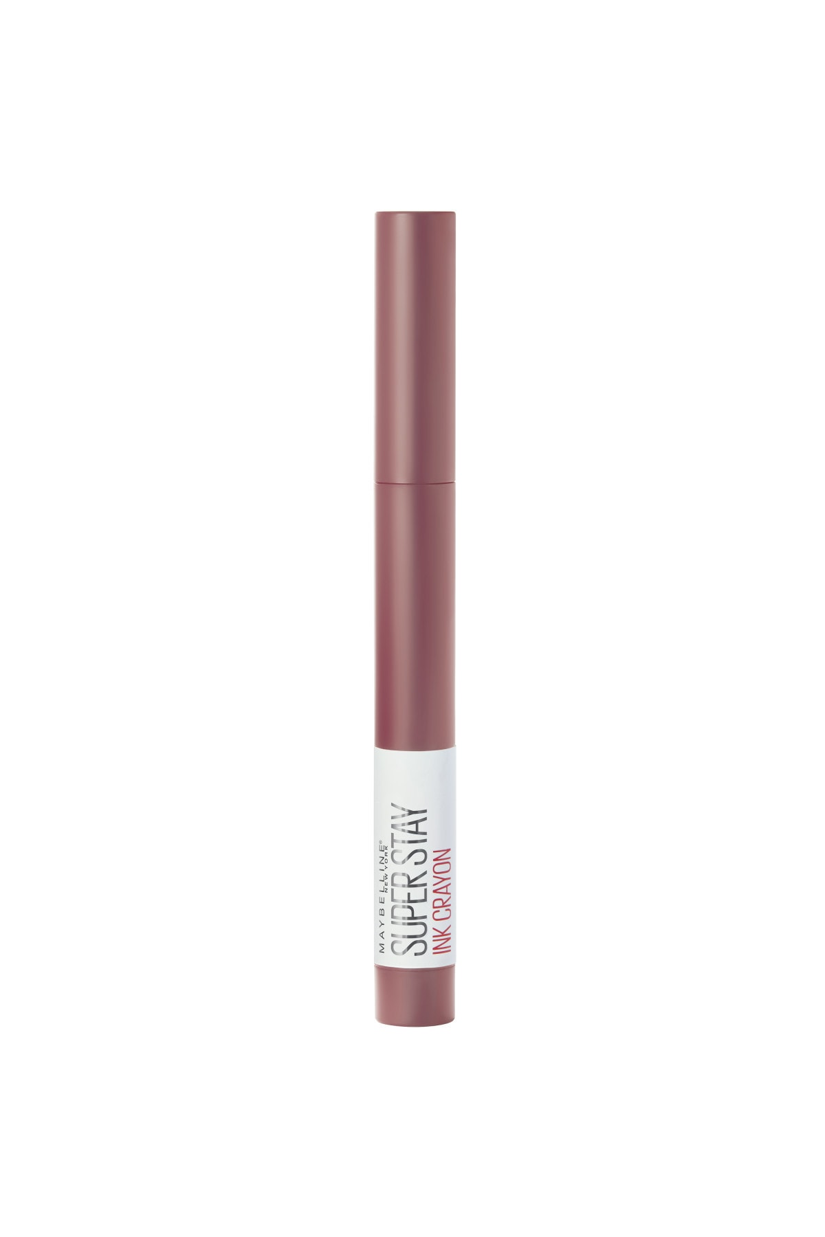Maybelline New York Kalem Ruj - Sw Superstay Ink Crayon 15 Lead the Way 30174184