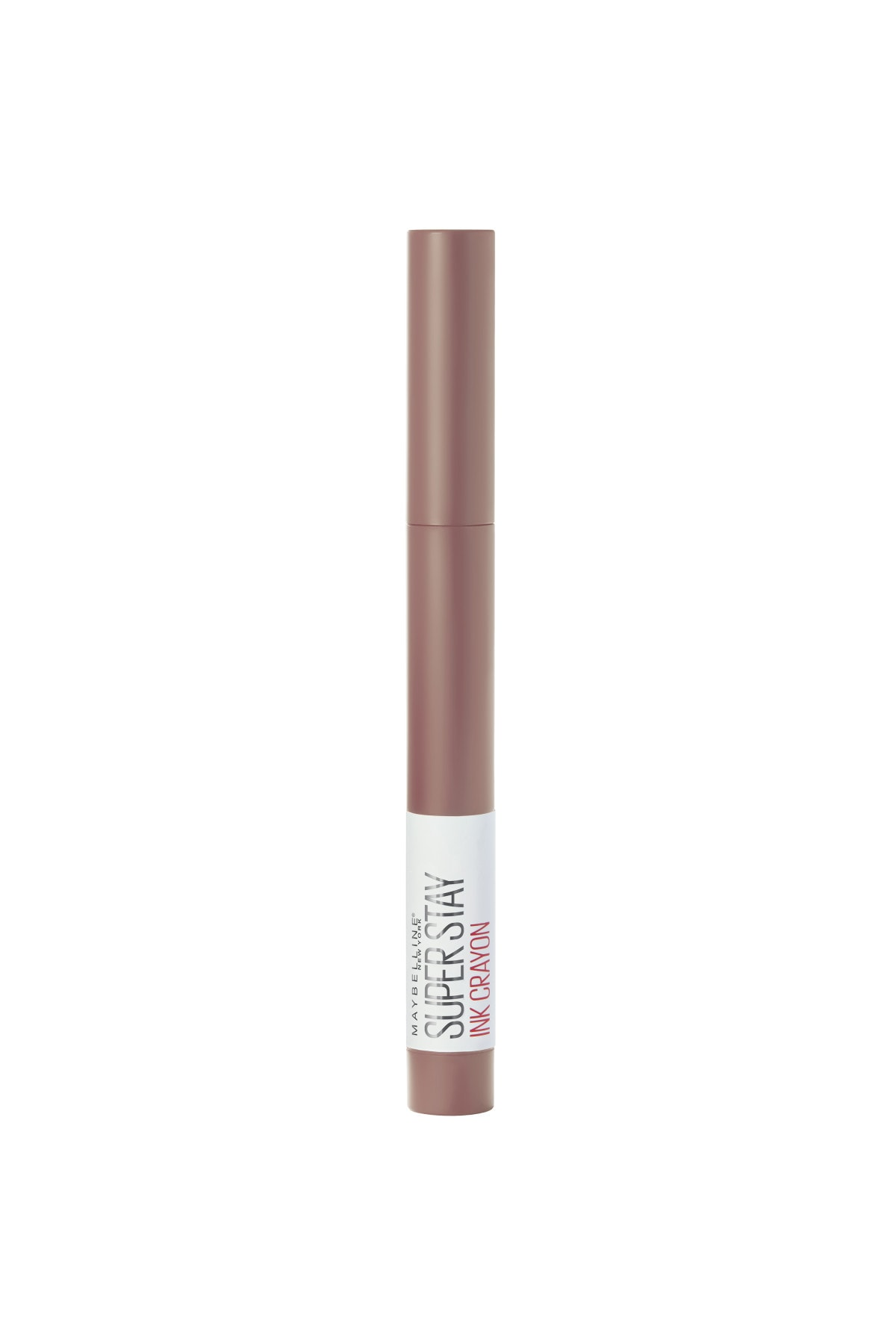 Maybelline New York Kalem Ruj - Sw Superstay Ink Crayon 10 Trust Your Gut 30174177