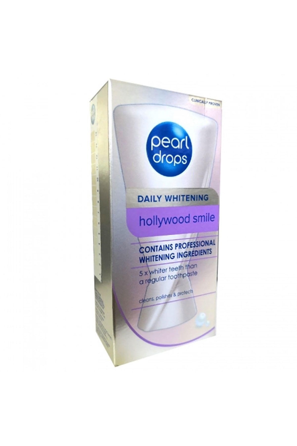 Pearl Drops Diş Macunu Daily Whitening Hollywood Smile 50 ml